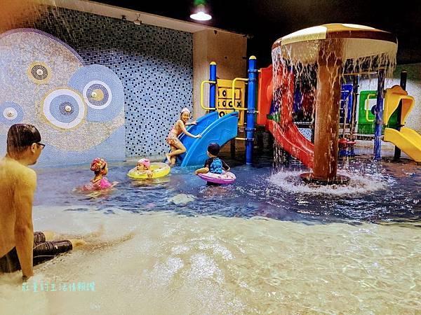 煙波大飯店新竹湖濱館 兒童游泳池