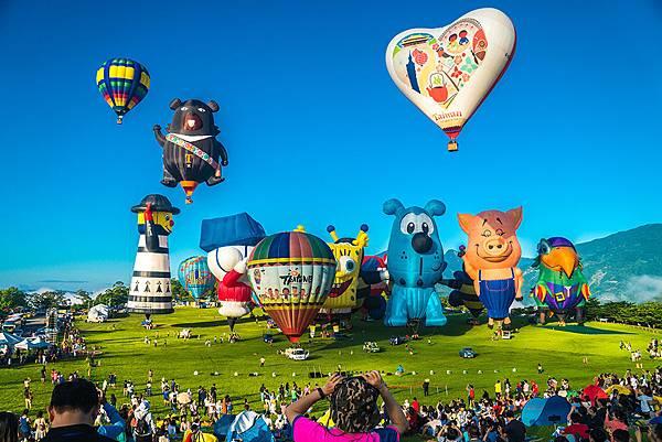 台東展覽活動2020推薦 台東熱氣球2020