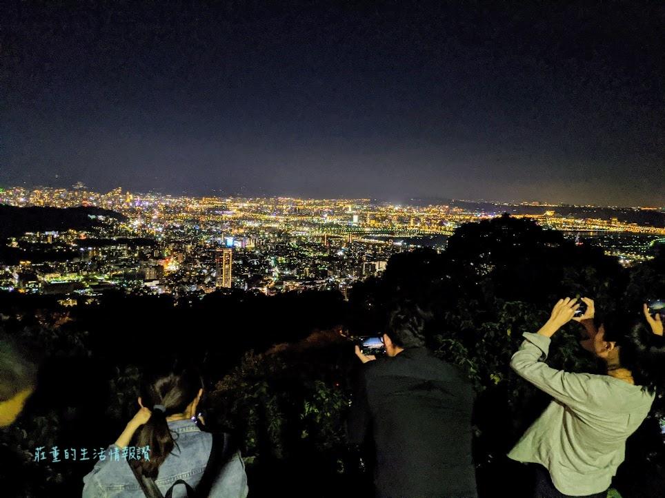 北部景點 台北景點推薦 陽明山看夜景 文化大學後山
