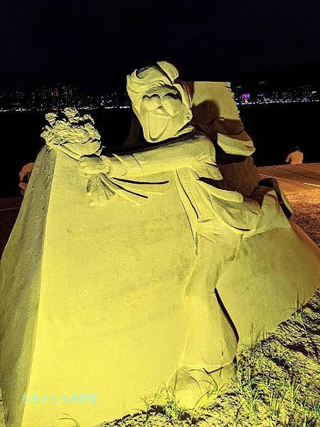 新北市展覽活動2020推薦 2020八里城市沙雕+光雕