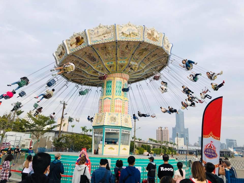 桃園展覽活動推薦 JETS嘉年華遊樂園