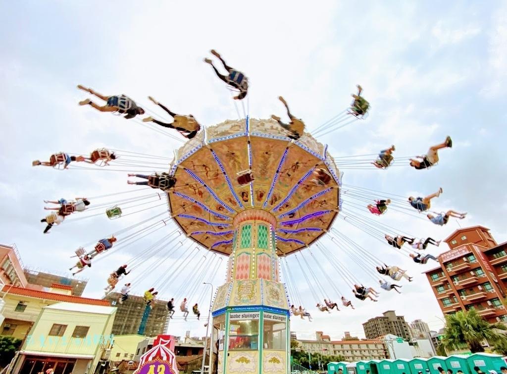 桃園青埔水族館xpark一日遊/xpark附近景點:桃園JETS嘉年華遊樂園