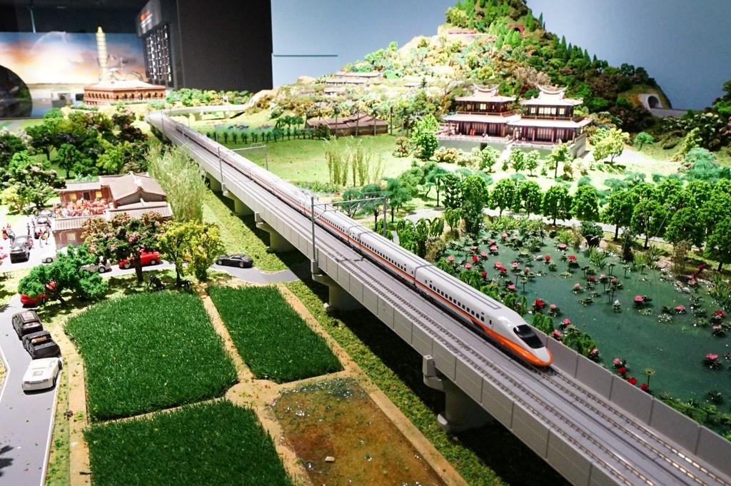 桃園青埔水族館xpark一日遊/xpark附近景點:xpark一日遊/xpark附近景點:台灣高鐵探索館