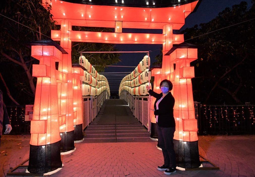 彰化元宵燈節 2021彰化月影燈季