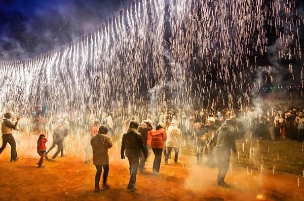 台南元宵燈節2021鹽水蜂炮