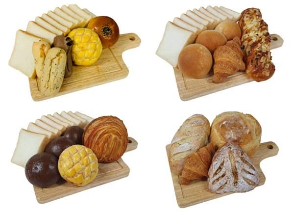 家樂福線上「麵包防疫包」多達6種組合