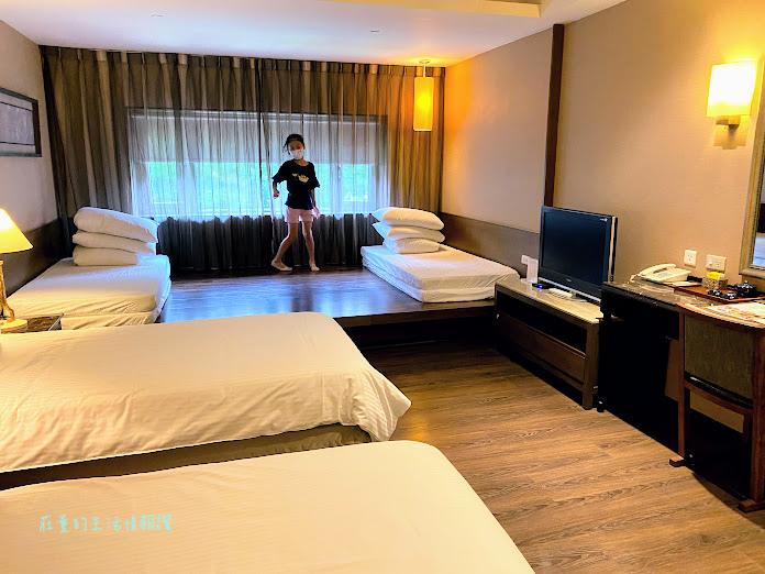 大板根森林溫泉酒店 渡假家庭客房1