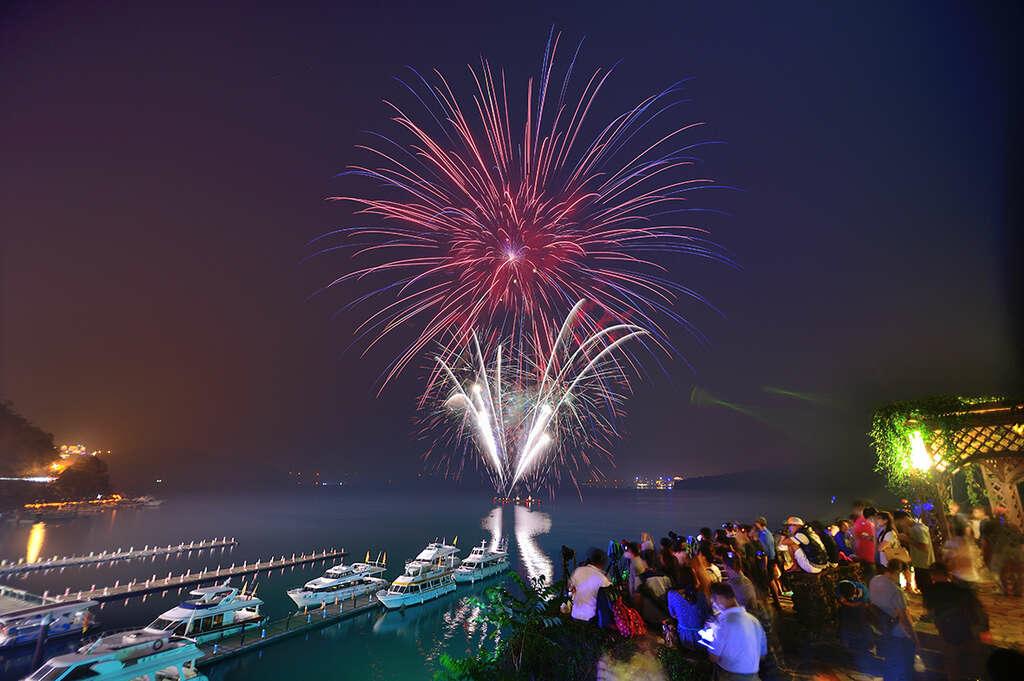 南投展覽活動 日月潭Come!Bikeday花火音樂嘉年華2021