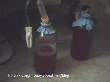2011.01.06第二次腹水還是紅的