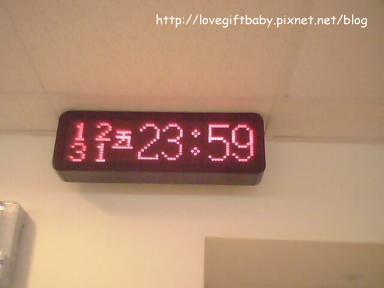 2010.12.31在醫院跨年