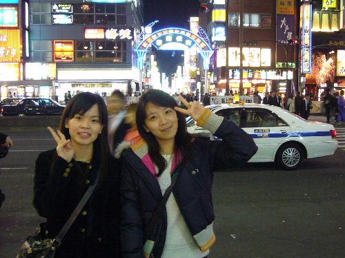歌舞伎町路口