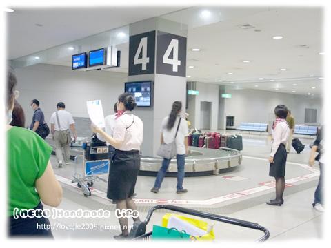 到了日本,看到他們的空姐,正!!