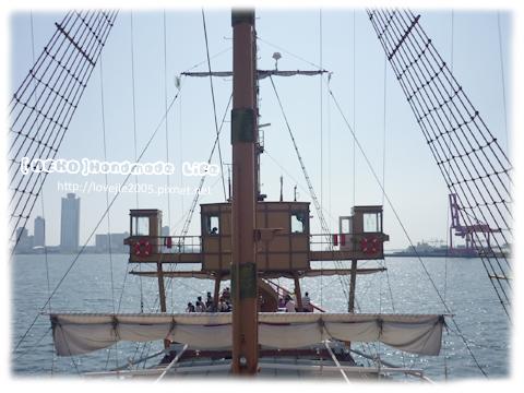 船的上面都可以上去坐著,不怕熱和晒就行XD