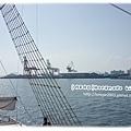 大阪港沿岸都是工廠