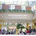 天保山購物中心?!