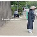 大阪城裡有和尚