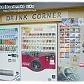 飲料機...日本除了飲料機,還有冰淇淋機,還有香煙機,到處都是!!