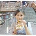 章魚燒最便宜的是6個300日幣...章魚好大顆喔!!