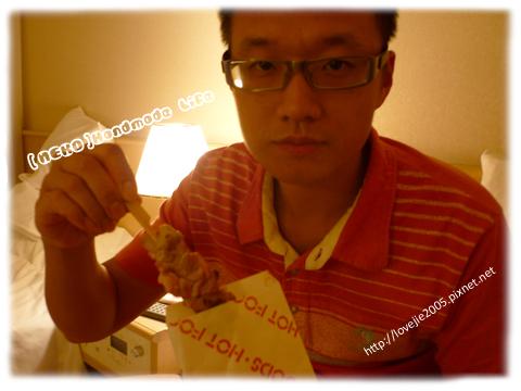 小七賣的超好吃的烤雞肉串105円