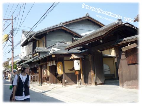 清水寺下面的街道