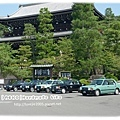 日本的計程車排排站