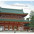 京都寺廟超多而且都好大間喔...