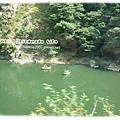 保津川可以溯溪