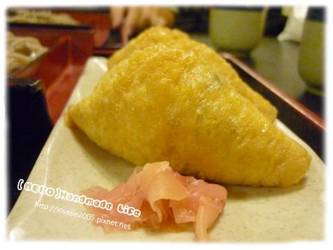 好好吃的大豆皮壽司