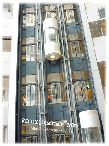 Big step的電梯