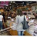 白天的道頓堀都沒店開,那去書店吧!!