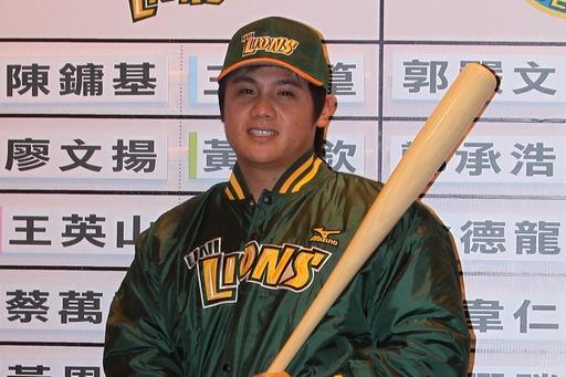 職棒22年選秀狀元陳鏞基