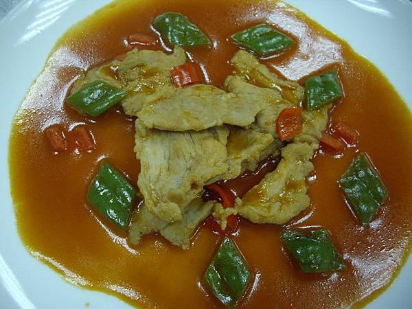 class2茄汁肉片.JPG