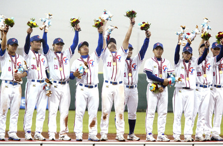 中華能衛冕金牌嗎!?