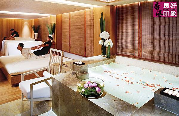 The Oriental Spa_Sanctuary Suite