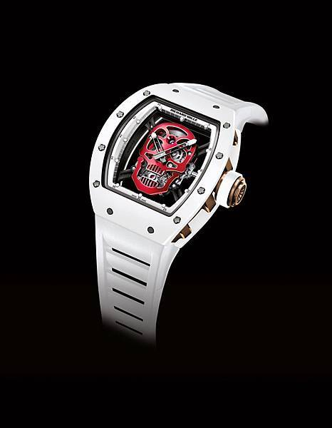 RM 52-01  white red