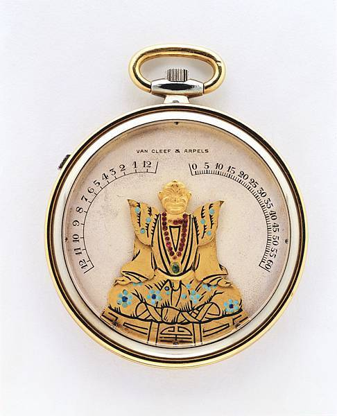 Chinese Magician pocket watch 1927 bras baiss_534560