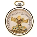 Chinese Magician pocket watch 1927 bras lev_534567