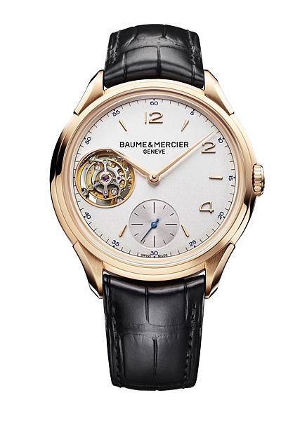 Baume-et-Mercier-Clifton-Tourbillon-10143_front