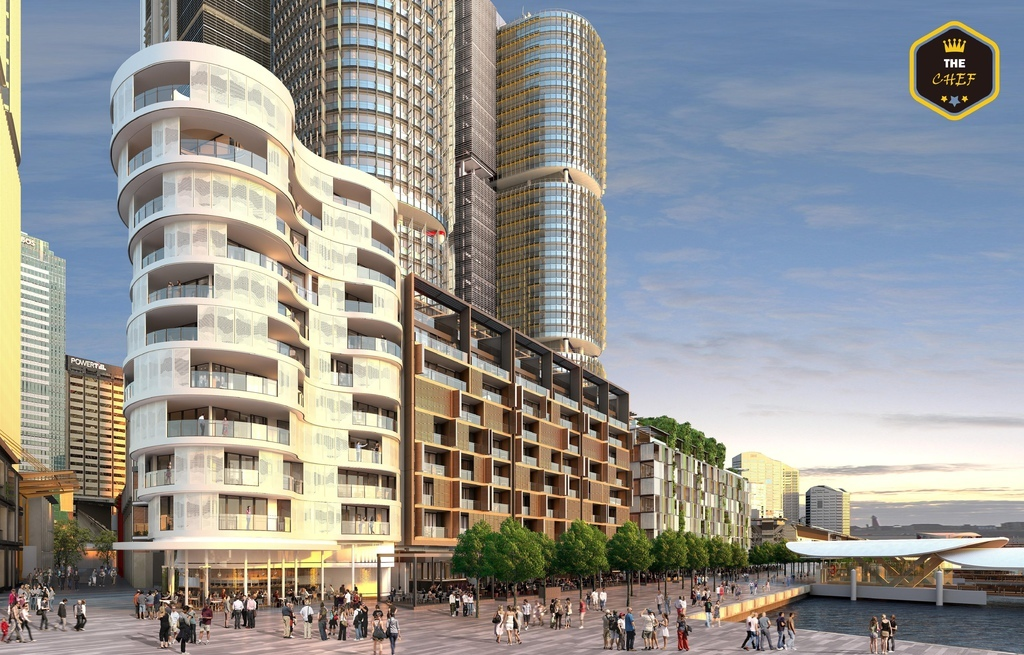 Barangaroo designed by one of Sydney's leading architects Richard Francis-Jones.JPG