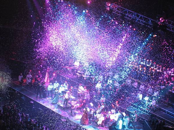 02 Arena- spectacular show 02