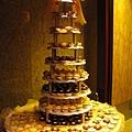 杯子蛋糕塔02