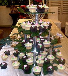 杯子蛋糕塔04