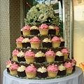 杯子蛋糕塔03