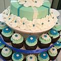 杯子蛋糕塔05