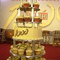 杯子蛋糕塔07