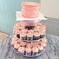 杯子蛋糕塔08