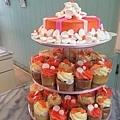 杯子蛋糕塔09