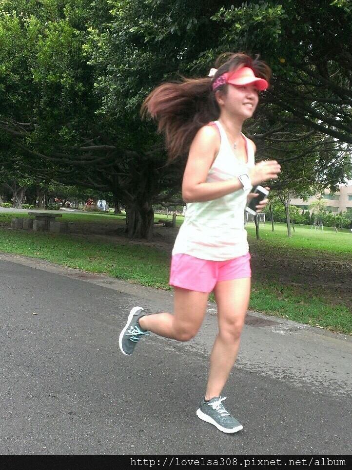 UA Running Speedform Apollo Vent 試跑01