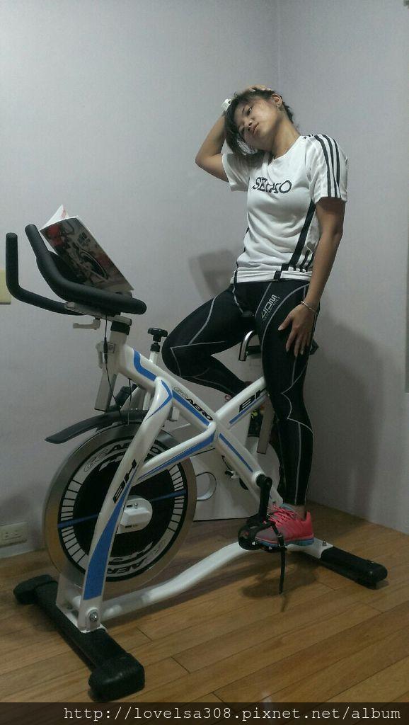 October 26, 2015 BH Bike 飛輪初體驗