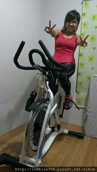 October 29, 2015 BH Bike 飛輪訓練 Day 02